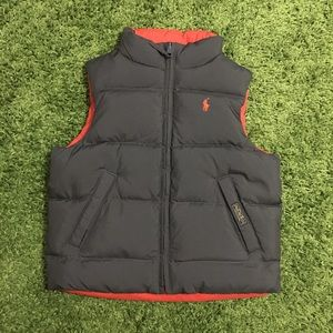 Ralph Lauren boys vests